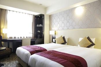 スタンダード ルーム シングルベッド 2 台|メルキュールホテル札幌