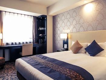 スタンダード ルーム クイーンベッド 1 台|メルキュールホテル札幌