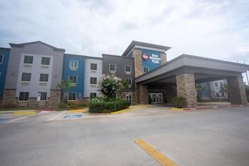 貝斯特韋斯特加西布魯克套房飯店 Best Western Plus Seabrook Suites