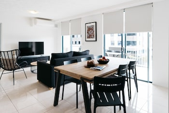 加巴中央公寓飯店