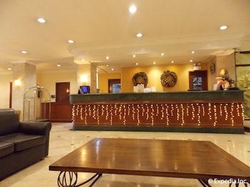Diplomat Hotel Cebu Reception