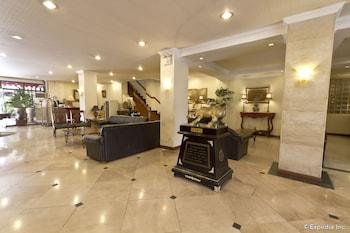 Diplomat Hotel Cebu Staircase