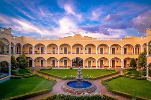 Hotel Real Hacienda Santo Tomás, Villa Victoria