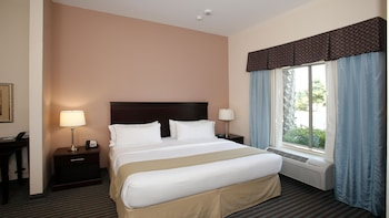 Room, 1 King Bed, Accessible, Non Smoking (Hearing, Roll-In Shower)