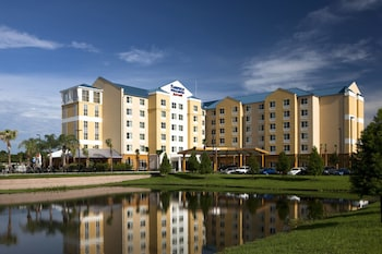 Hotel - Fairfield Inn & Suites by Marriott Orlando at SeaWorld
