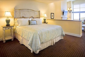 Suite, 1 King Bed (Princeton)