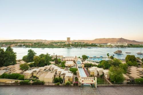 . Obelisk Nile Hotel Aswan