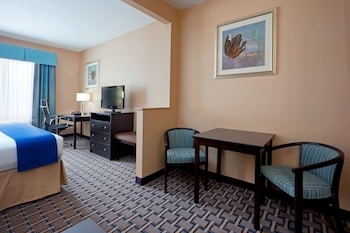 Suite, 1 King Bed, Accessible, Non Smoking (Wheelchair)