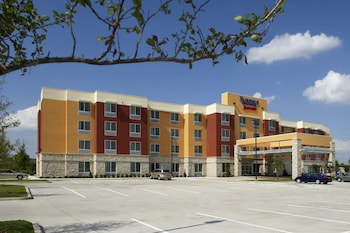 Hotel - Fairfield Inn & Suites by Marriott Dallas Plano/The Colony