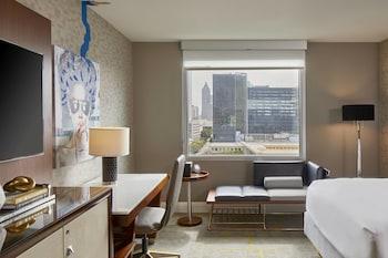亞特蘭大中城萬麗飯店 Renaissance Atlanta Midtown Hotel