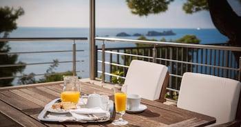 Junior Suite, Balcony, Sea View
