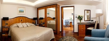 Executive Suite, Terrace, Sea View