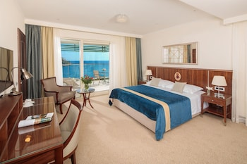 Classic Double or Twin Room, Balcony, Sea View