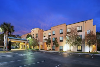 聖奧古斯丁 I-95 萬怡飯店 Courtyard by Marriott St Augustine I-95