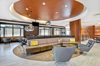 辛辛那提城萬豪春丘飯店 Springhill Suites by Marriott Midtown Cincinnati