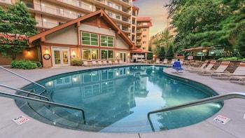 斯莫基山渡假村假日飯店俱樂部 Holiday Inn Club Vacations Smoky Mountain Resort, an IHG Hotel