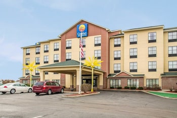 Hotel - Comfort Inn & Suites Kent - University Area