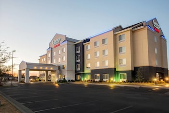 Hotel - Fairfield Inn & Suites by Marriott Bartlesville