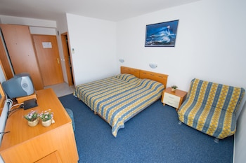 Comfort Apartment, 1 Bedroom, Balcony, Sea View