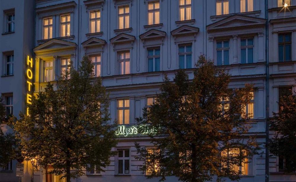 マイヤーズ ホテル ベルリン