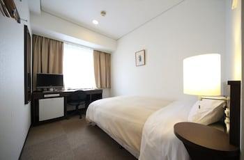 特別オファー エコノミーダブルルーム 禁煙 (One Bed Only)|10㎡|パークサイドホテル広島平和公園前