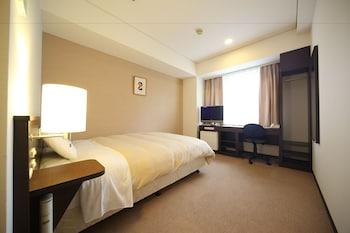 ダブルルーム 禁煙 (One Bed Only)|14㎡|パークサイドホテル広島平和公園前