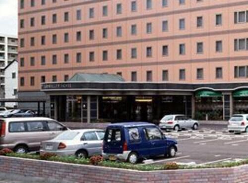 Okayama City Hotel Kuwatacho, Okayama