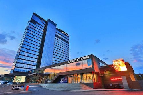 . Radisson Blu Iveria Hotel, Tbilisi