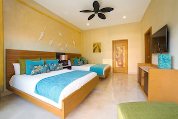 Family Suite, 2 Bedrooms, Jetted Tub, Ocean View