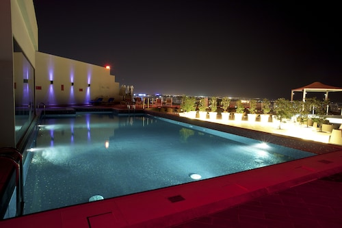 Park Inn by Radisson Muscat, Bausher