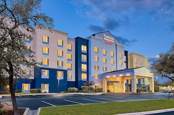 Hotel - Fairfield Inn & Suites by Marriott San Antonio NE/ Schertz