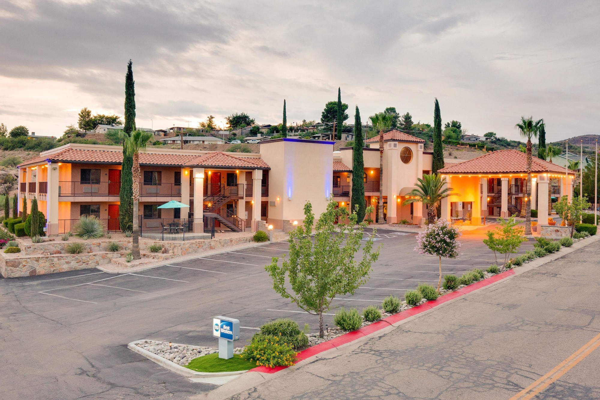 Best Western Copper Hills Inn, Gila