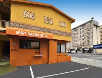 基爾大路汽車旅館 Geary Parkway Motel