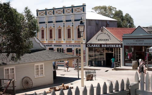 . Sovereign Hill Hotel