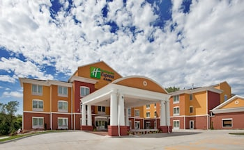 Hotel - Holiday Inn Express Hotel & Stes Kansas City Sports Complex