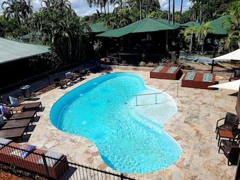 Hotel - Palms City Resort