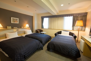 HOTEL NEW HIRODEN Room