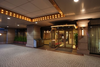 HOTEL NEW HIRODEN Property Entrance
