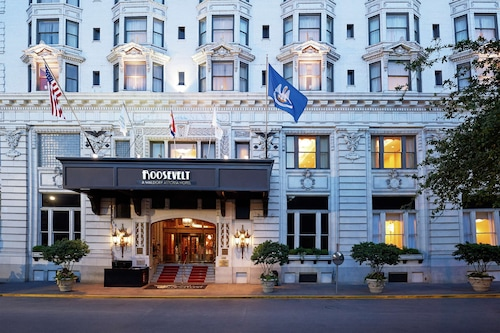 . The Roosevelt New Orleans, A Waldorf Astoria Hotel