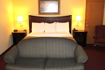 1 King bed With Garden Jacuzzi