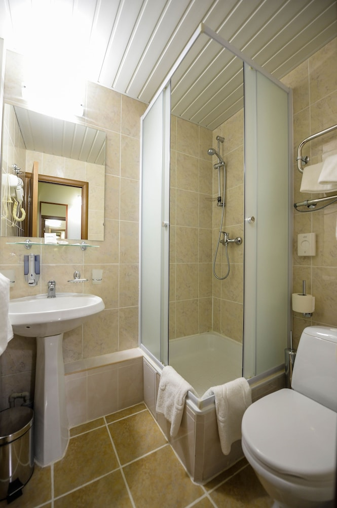 그랜드 호텔 오카 비지니스(Grand Hotel OKA BUSINESS) Hotel Image 41 - Bathroom