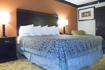 Suite, 1 King Bed, Refrigerator & Microwave