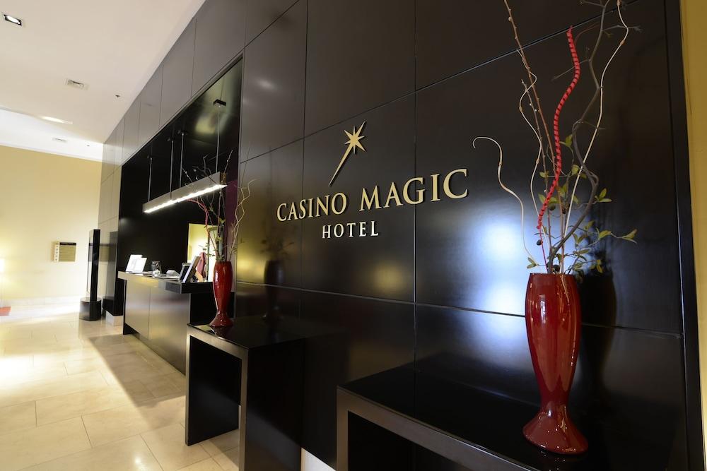 Stand up casino magic neuquen