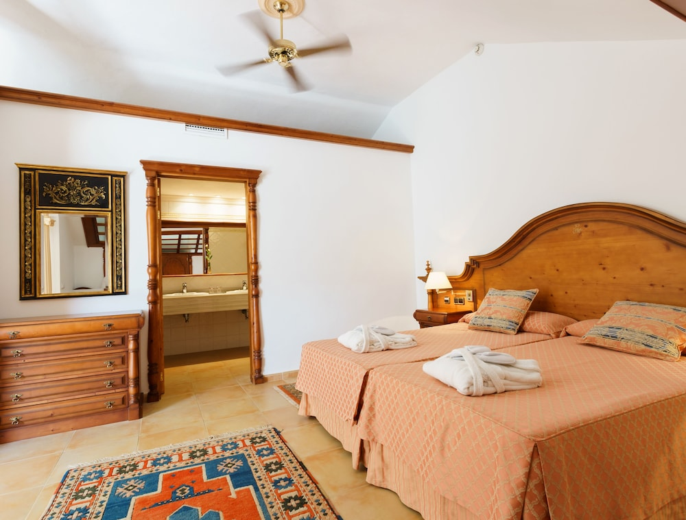 호텔 라 모랄레하(Boutique Hotel La Moraleja - Adults Only) Hotel Image 15 - Guestroom