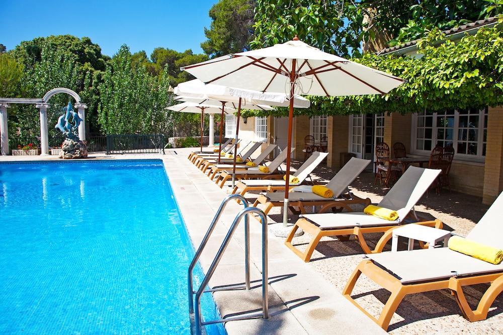 호텔 라 모랄레하(Boutique Hotel La Moraleja - Adults Only) Hotel Image 66 - Outdoor Pool