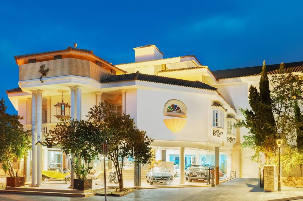 호텔 라 모랄레하(Boutique Hotel La Moraleja - Adults Only) Hotel Image 93 - Hotel Front - Evening/Night