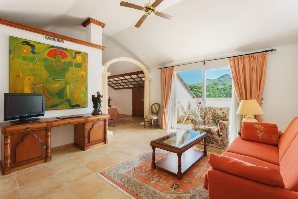 호텔 라 모랄레하(Boutique Hotel La Moraleja - Adults Only) Hotel Image 19 - Guestroom