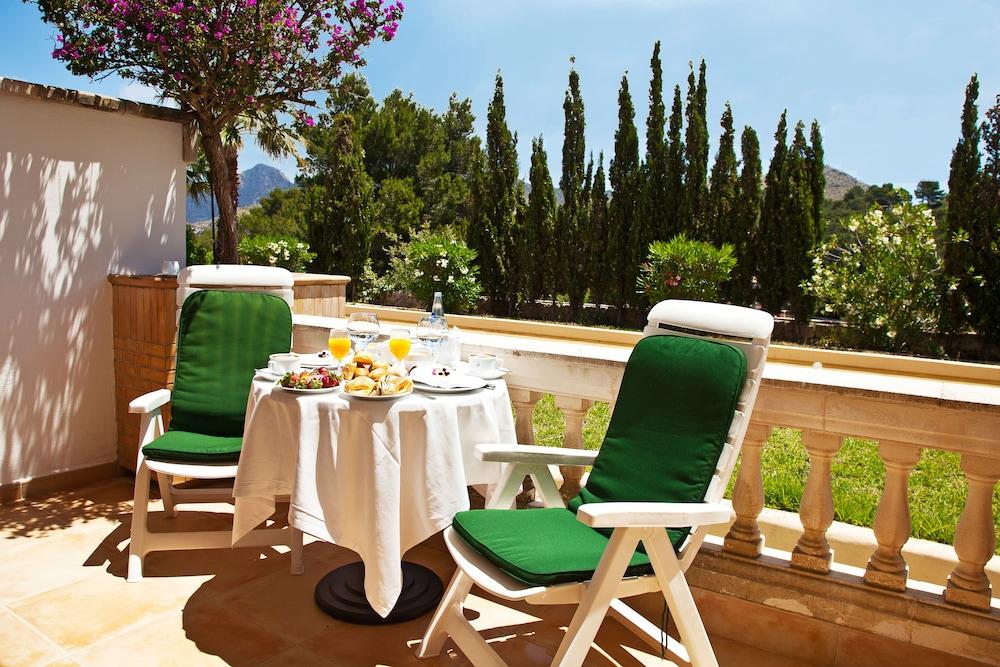 호텔 라 모랄레하(Boutique Hotel La Moraleja - Adults Only) Hotel Image 30 - Terrace/Patio