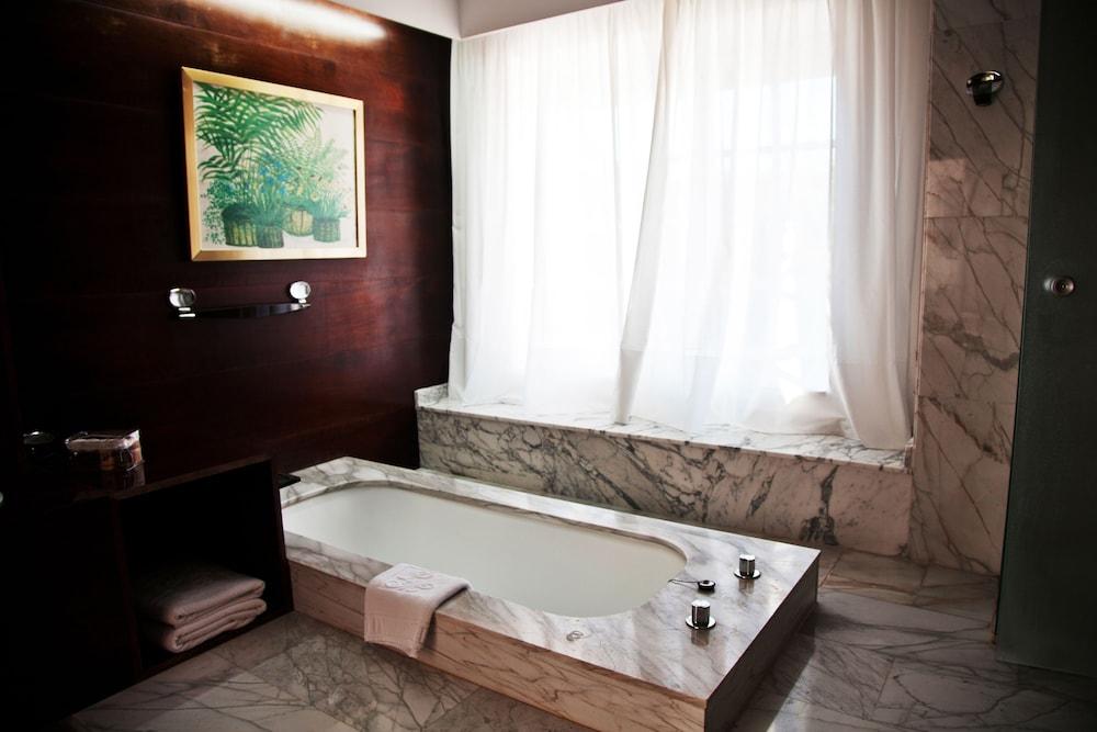 호텔 라 모랄레하(Boutique Hotel La Moraleja - Adults Only) Hotel Image 48 - Bathroom