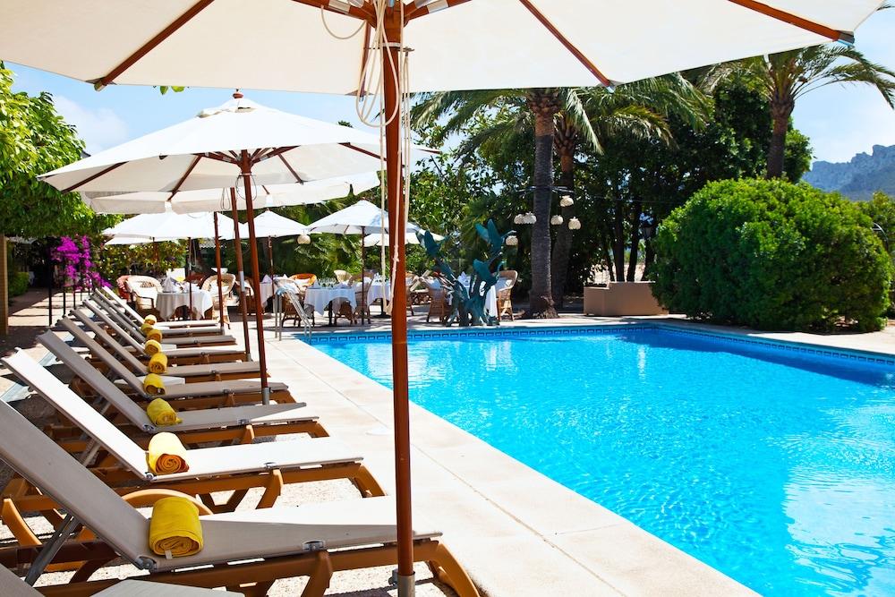호텔 라 모랄레하(Boutique Hotel La Moraleja - Adults Only) Hotel Image 69 - Outdoor Pool